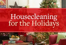 Housekeeping... / Ways to keep my house clean!