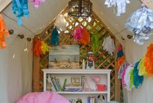 Outdoor Spaces / by Becky at Beyond The Picket Fence