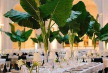 Colourful Tropical weddings