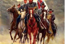 Soldats CSA / Soldats de la l'Armée Confédérée sudiste