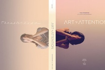 ART OF ATTENTION / Elegant yoga book designed to inspire your creativity and contemplation, by Erica Jago and Elena Brower / by Elena Brower