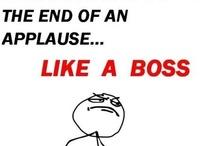 Like a Boss <3