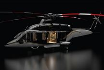 helicóptero de luxo