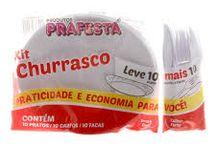 Kit Churrasco / Kit Churrasco