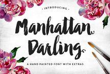 Beautiful Fonts CM