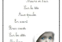 comptines chants poésies