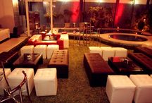 Open bar y Zonas Lounge