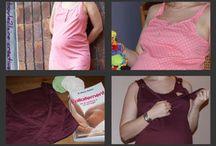 tuto garde robe grossesse et allaitement