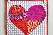 Valentine Quilt Projects