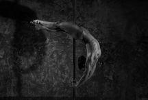 vintage pole dance / model: Lisabel studio FOMO all photographs: Piotr Jan Gajewski