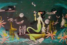 Mermaids / by Krista S