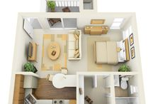 Small apt. interior design