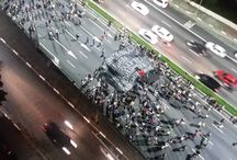 manifestation, protest