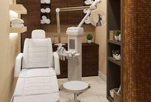 Projekty wnętrza GABINETY KOSMETYCZNE i SPA / Prezentujemy tu nasze projekty oraz realizacje gabinetów kosmetycznych i SPA, które mieliśmy przyjemność dla naszych Klientów wykonywać.