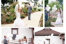 First Look - Wedding Ideas / First Look Ideas / by Monarch Weddings