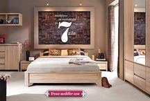 Mobila Dormitor / Dormitorul este spatiul destinat odihnei si al rasfatului, unde iti refaci fortele dupa o zi solicitanta, locul in care iti petreci mai mult de o treime din viata. Fie ca vrei un dormitor modern sau unul classic, la Noblisime gasesti o gama variata de dormitoare. Stilul, culorile si finisaje sunt proiectate special pentru ca tu sa ai parte de nopti linistite si dimineti revigorante.