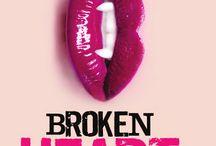 Broken Heart #Paranormal #Romance #Series / Pin board for fans of my Broken Heart #paranormal #romance #novels.