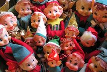 My Pixie Elfs / Elf on the shelf