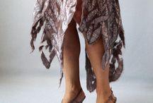 Sukienki filcowe