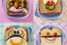 Inspired Lunches / by Sylvia Zamora Ortiz