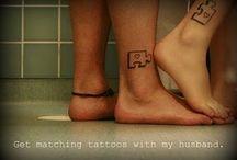 Tattoos / by Julia Glover