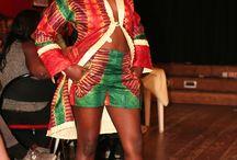 Africouleur Collection mi-saison / VESTE COCO