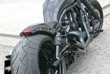 Motocycles and more wheels / How do you get around...?