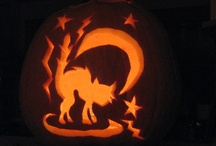 Halloween Art / Pumpkins we have carved