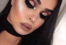 Full Glam Make Up