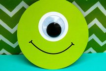 Monsters Inc Party Ideas