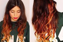 Hair 2016 / Colours and styles i want