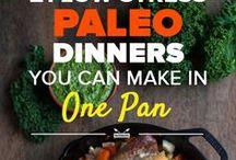 Paleo Skillet One-Pan Recipes