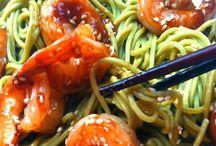 Green tea soba noodle recipes