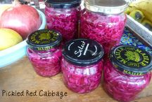 Preserves / Resurrecting grandma's preserving skills with excess produce.