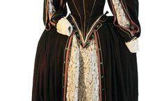 Kostüme aus dem 16. Jahrhundert