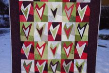 Buggy barn quilts
