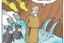 Christian Humor  / Laugh
