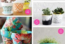 renew flower pots