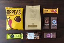 Ethical Kitchen Subscription Boxes / Monthly subscription boxes full of speciality coffee, raw chocolate and healthy snacks. Free UK delivery.