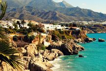 Spain / Malaga, Torremolinos, Fuengirola, Marbella