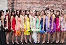 Colorful weddings