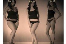 Body Pep Talk / Embrace the body
