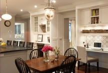 Kitchen and Dining / by Look Again