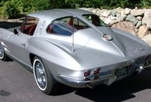 Cool Cars / by Matt Gentile