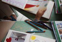Travel Journal ideas / Travel journal and scrapbook ideas