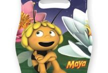 Maya the bee / Parties supplies for Maya the Bee théme