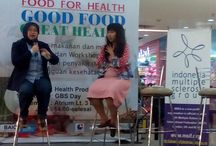 TALKSHOW: Health Food and Healthy Eating for PwMS, October 11, 2014