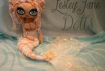 dolls - mermaids