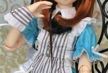 Parabox Alice (1/3 scale) / Parabox Alice head is available at http://parabox.jp/eng_new/para_alice.html