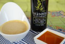 Summer Favorites / Our favorite Summer recipes featuring Seasons Olive Oils and Balsamic Vinegars